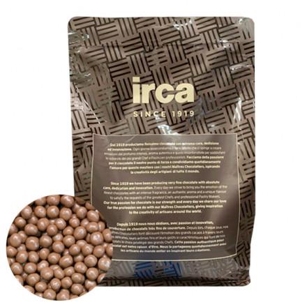 Драже в молочном шоколаде Кранч Irca, 2 кг