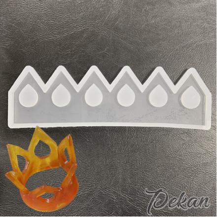 Молд силиконовый Корона №172