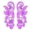 Молд силиконовый Виноградная лоза
