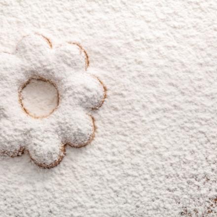 Сахарная пудра мелкого помола, 1 кг