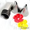 Насадка кондитерская Лепесток изогнутый №60 Tulip