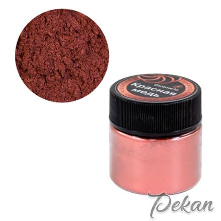 Красная медь краситель перламутровый Caramella, 5 г