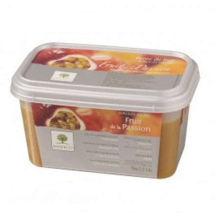 Пюре замороженное Маракуйя Ravifruit, 1 кг