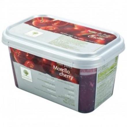 Пюре замороженное Вишня Гриотт Ravifruit, 1 кг